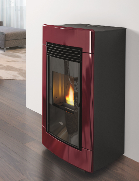 Stoves - Pellet stoves for small spaces set ...